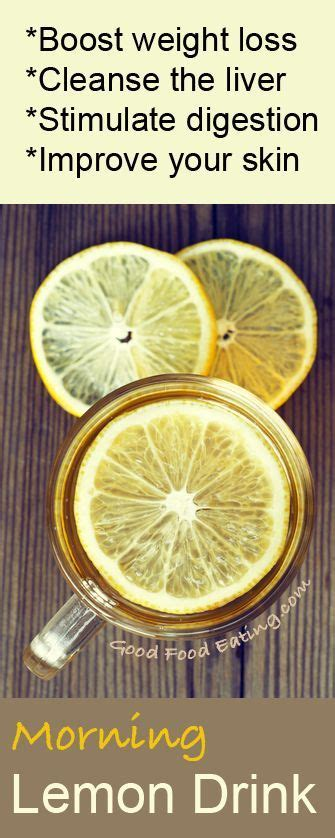 Lemon Morning Detox Drink by Something As Simple As A Warm Lemon And Apple Cider