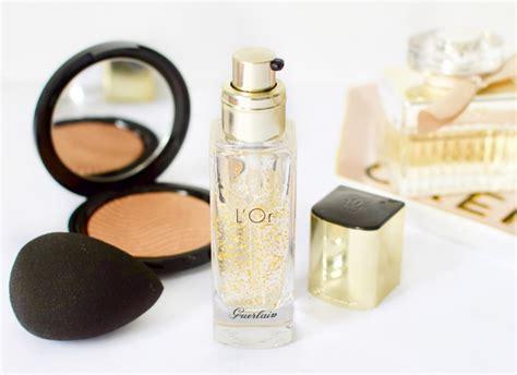 Guerlain L Or Radiance Primer guerlain l or radiance concentrate 24 carat gold primer review