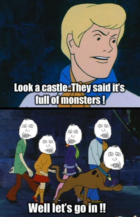 scooby doo meme scooby doo memes comedycemetery