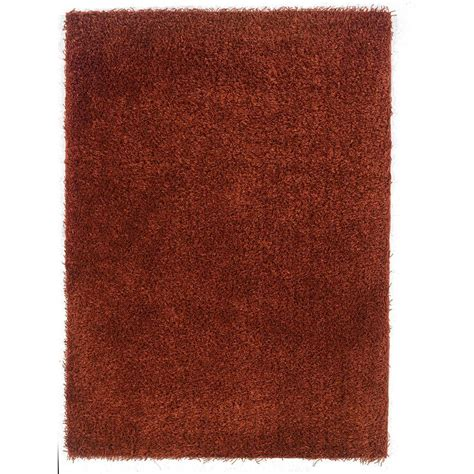 rugs home decor linon home decor confetti copper 8 ft x 10 ft area rug