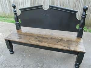 Pew Bench For Sale 20 Originales Ideas Para Reciclar Viejos Cabeceros De Camas