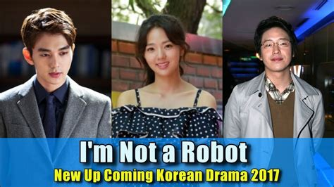 film korea i am not a robot quot i m not a robot quot new korean drama 2017 youtube