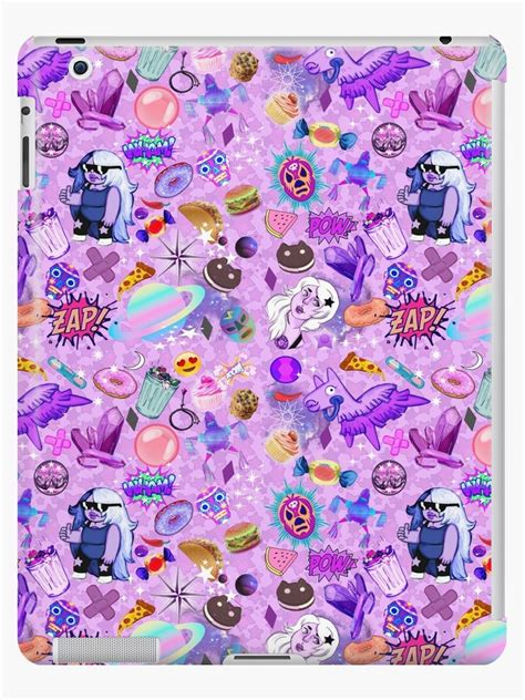 aesthetic ipad wallpaper quot amethyst aesthetic wallpaper quot ipad cases skins by