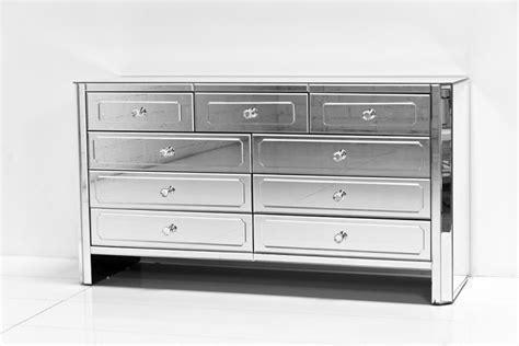 Dresser With Mirror Drawers by Www Roomservicestore Regency All Mirror 9 Drawer Dresser
