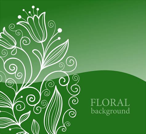 advertising communication media floral baground