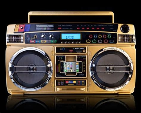 How Fashionable Is Your Ipod by Lasonic 1931x Brings 80 S Gaudy Fashion To Modern Ipod