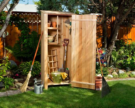 patio shed cedar garden sheds and storage hutches by all things cedar