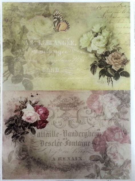Vintage Decoupage Paper Uk - 41 best rice papers new designs april 2015 for decoupage