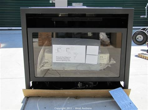 fireplace products international west auctions auction stove and backyard store in