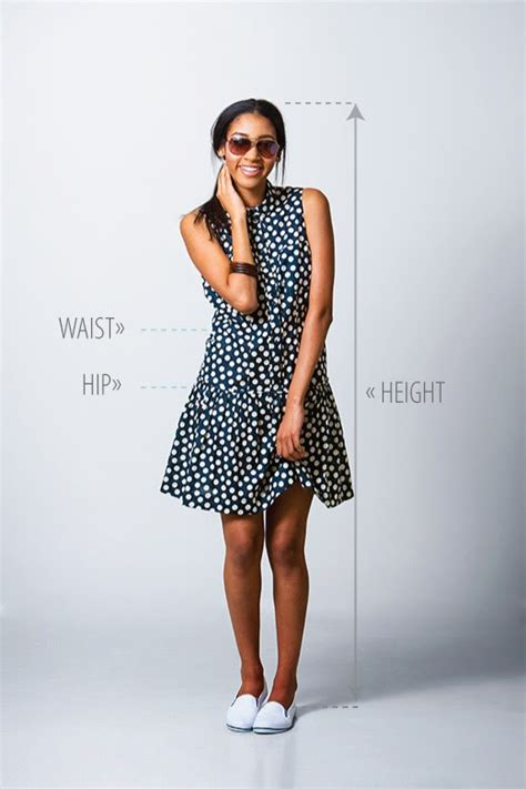 pattern runway dress how to alter the height of the dropped waist dress