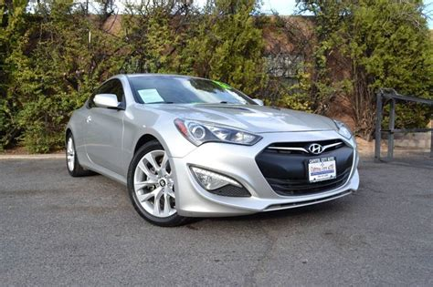 2013 Hyundai Genesis Coupe 3 8 For Sale by 2013 Hyundai Genesis Coupe 3 8 Grand Touring 2dr Coupe In