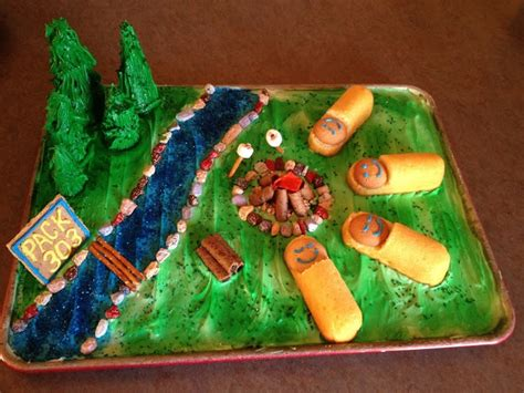 pin cub scout cake decorating ideas pictures on