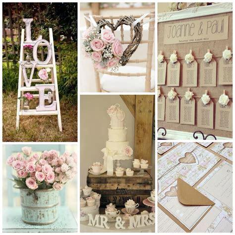 Shabby Chic Wedding Cake Table   Shabby Chic Wedding