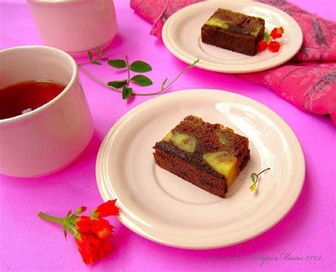 Tepung Roti Kasar Dong Wong cake coklat keju d a p u r m a n i s