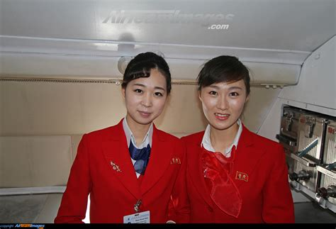 Cabin Interior Pictures Air Koryo Cabin Crew Large Preview Airteamimages Com