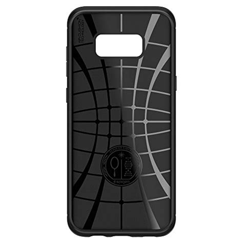 Spigen Rugged Armor For Galaxy S8 spigen rugged armor galaxy s8 plus with resilient shock absorption and carbon fiber design