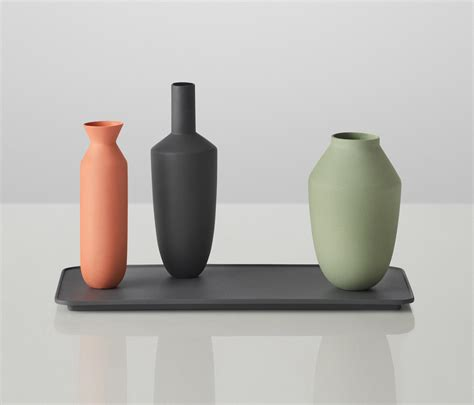 Muuto Vase by Balance Vase Set Vases From Muuto Architonic