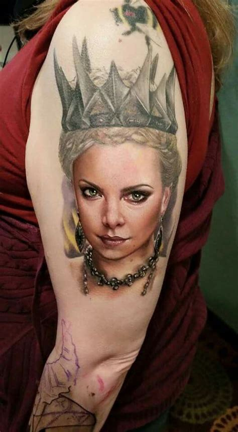 charlize theron tattoo charlize theron snow white by miller