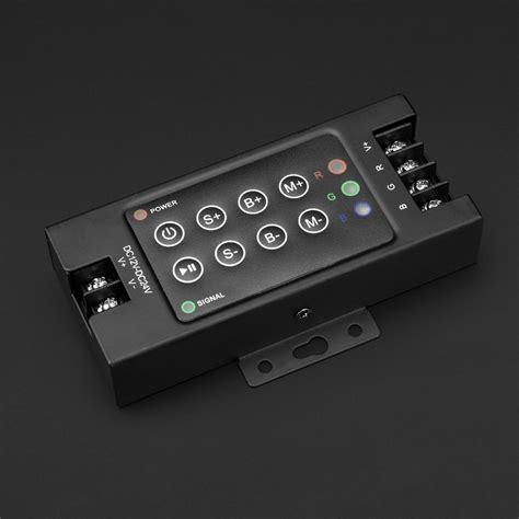 rgb led light controller led wizard rgb manual led controller