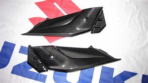 Motorrad Auspuff Unter Sitz by F 252 R Suzuki Gsx S Gsxs 1000 Carbon Auspuff Verkleidung Unten