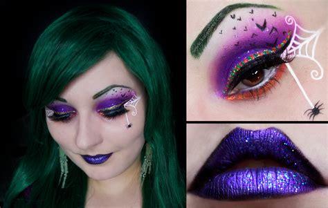 tutorial makeup halloween 2015 halloween inspired makeup with tutorial by katiealves on