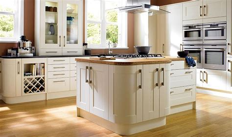 Wickes Kitchen Inspiration Wickes Tiverton Bone Is A Truly Timeless Classic Kitchen