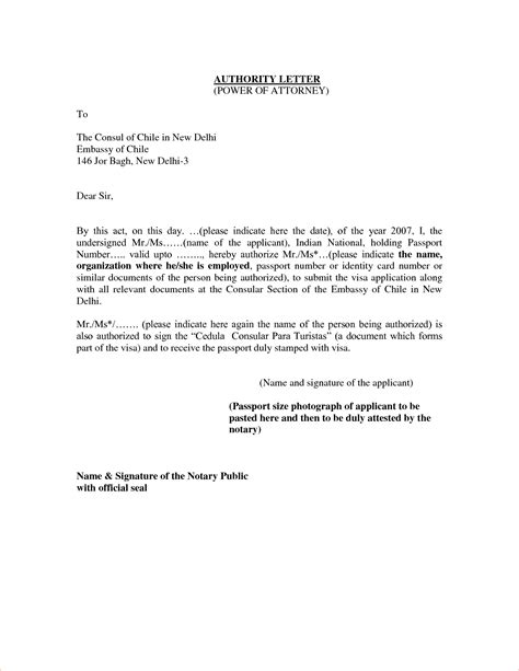 Capital Finance Letter Of Authority 100 6 Sle Letter Of Authorization Letter Of Attestation Sle Letter Of Attestation