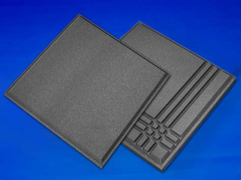 Soundproofing Ceiling Tiles by Soundproofing Sound Acoustic Foam Drop Ceiling Tiles