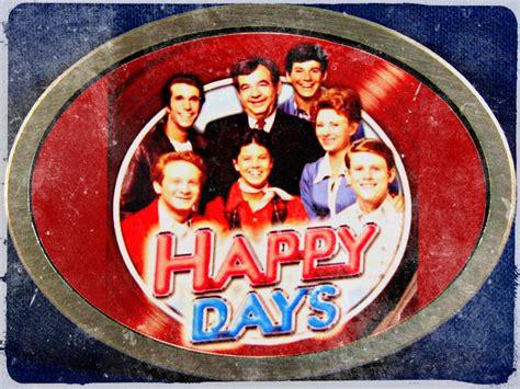 happy days memorable tv wallpaper 33756803 fanpop