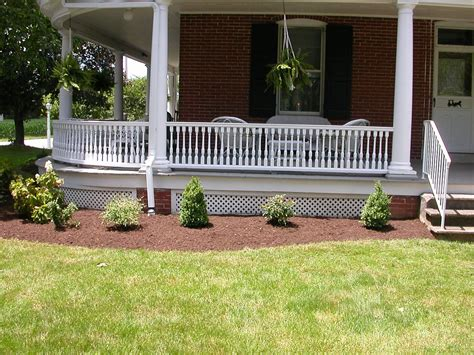 wrap around deck ideas landscaping ideas for wrap around porches our new
