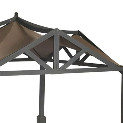 garden treasures pergola replacement canopy lowes garden treasures 10 x 10 pergola replacement canopy