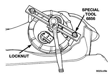 1999 dodge ram 1500 removing gas tank the fuel filter v8