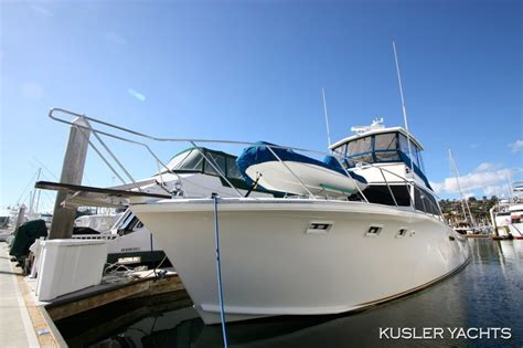 boats for sale in san diego harbor 48 egg harbor for sale by kusler yachts san diego yachts