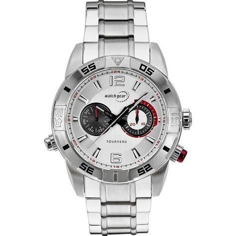 tourneau s watchgear stainless steel stainless