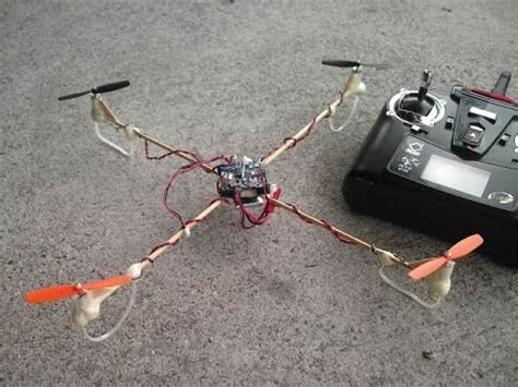 cheap 18 diy flying drone copter