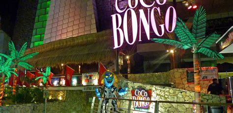 cancun bongo clubs tour with open bar