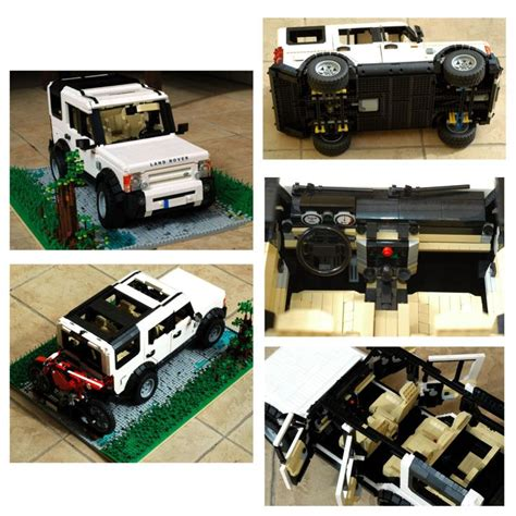 lego land rover discovery this lego land rover discovery 3 is perfection lego it