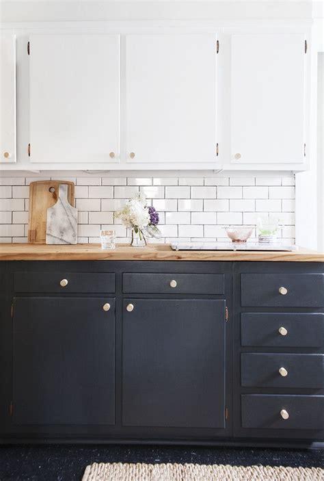 Black Kitchen Base Cabinets by Manhattan Nest S Country Chic Kitchen Cabinets