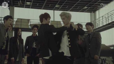 exo drama hd fanvid exo wolf drama version mv produced by exo m
