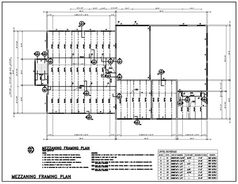 steel floor framing plan frame plan inspiration architecture plans 59652