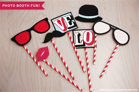 free printable love photo booth props round up free printable photobooth props creative juice