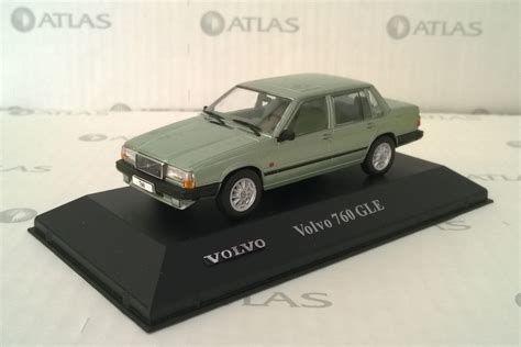 volvo 760 gle by editions atlas minivolvo lu
