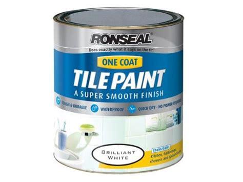 Ronseal Bathroom Tile Paint Painting Bathroom Tiles Decorating Advice