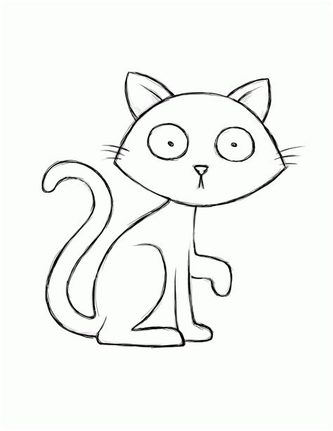 black cat coloring pages pete the cat coloring page coloring home