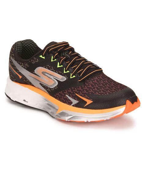 skechers go run forza black running shoes buy skechers
