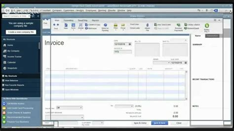 tutorial quickbooks 2014 quickbooks 2014 tutorial on navigating the home page youtube