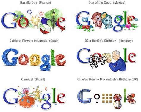 google imagenes animadas de navidad google doodles de diferentes pa 237 ses que no has visto
