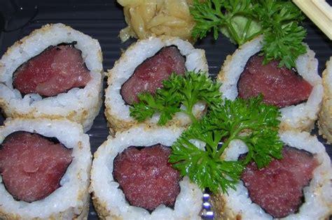 ingredienti cucina giapponese uramaki la ricetta originale giapponese sushi
