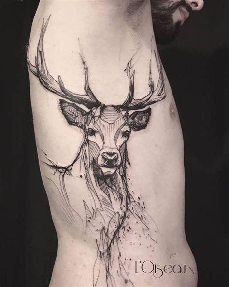 25 gorgeous deer tattoo ideas on pinterest antler