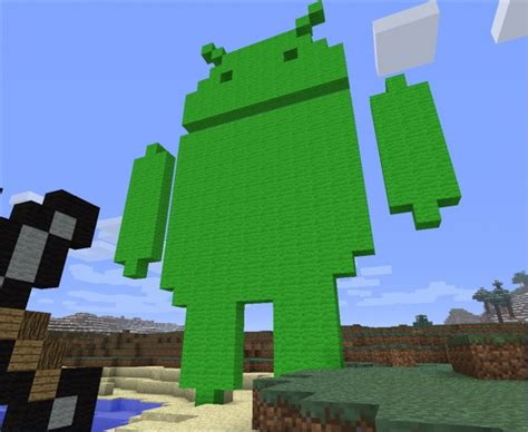 minecraft pc on android cult of android a wallpaper a day keeps your android homescreen at play bugdroidcraft cult